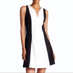 NWT Adelyn Rae Colorblock Ponte Dress Small